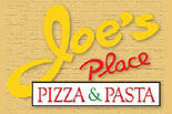 Joe's Place Pizza and Pasta in Arlington Virginia.