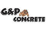 G & P CONCRETE LLC logo