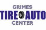 GRIMES TIRE & AUTO CENTER logo
