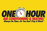 One Hour Air Logo West pasco FL