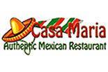 CASA MARIA AUTHENTIC MEXICAN logo
