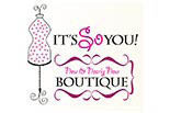 It's So You Boutique located in Willoughby, Ohio.