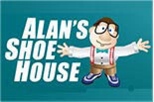 ALANS SHOE HOUSE logo