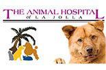 THE ANIMAL HOSPITAL OF LA JOLLA logo