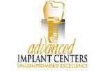 ADVANCED IMPLANT CENTERS logo