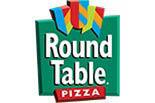 Round Table Pizza logo in San Carlos, CA