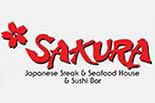 Sakura Japanese Steak House logo Waldorf, MD
