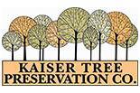 KAISER TREE PRESERVATION CO. logo