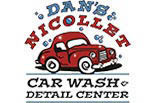 Dan's Nicollet Car Wash & Detail Center Logo