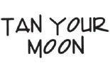 TAN YOUR MOON logo
