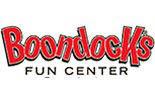 Boondocks Fun Center logo in Kaysville, UT