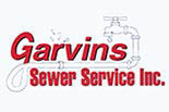 Garvin's Sewer Service Inc. Logo