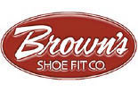 Brown's Shoe Fit Co. located in Norman, Oklahoma