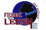 FREEK ON A LEESH logo