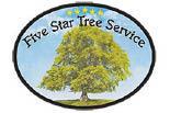 Five Star Tree Service logo