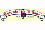 COLONIAL VILLAGE MEAT MARKET logo
