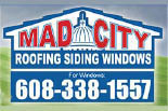 Mad City Roofing Logo - Madison, WI - Baths - Showers - Roofing
