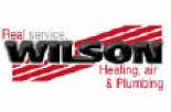 Wilson Heating, Air & Plumbing logo in Dallas, TX