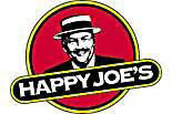 HAPPY JOES-CEDAR RAPIDS logo
