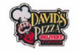 DAVIDS PIZZA logo