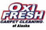 OXI FRESH OF ALASKA logo