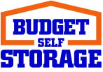BUDGET SELF STORAGE WASHINGTON logo