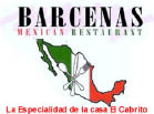 Barcenas Mexican Restaurant logo