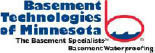 Basement Technologies of MN Logo