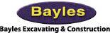 Bayles Excavating & Construction in Sussex NJ logo
