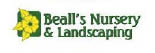 Beall's Nursery Greenhouse Landscaping logo Plum PA