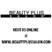 Beauty Plus Salon logo for Buffalo NY