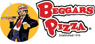 $1 Off Any Small Or Medium Pizza from Beggar's Pizza