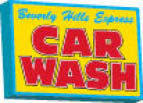 Beverly Hills Car Wash logo in Chicago IL