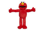 Sesame Street Big Hugs Elmo logo