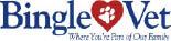 BINGLE VET logo