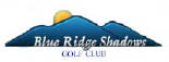 Blue Ridge Shadows Golf Club in Front Royal VA