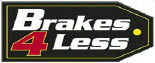 Brakes 4 Less logo