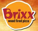 Brixx Wood Fired Pizza logo in Marietta GA