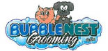 BUBBLENEST GROOMING logo