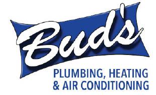 Bud's Plumbing, Heating & Air Conditioning logo in Virginia