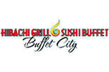 Logo for Buffet City in Chicago, Il.