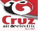THE LIGHTHOUSE ENT. MEDIA / CRUZ AIR & HEATING logo