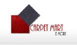 CARPET MART AND MORE Logo