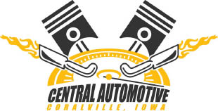 Central Automotive Service and Repair in Coralville, Iowa.