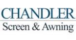 CHANDLER SCREEN & AWNING logo