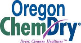 OREGON CHEM DRY logo