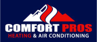 Comfort Pros Heating and Air Conditioning Colorado logo