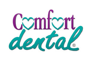 Comfort Dental logo in Ohio