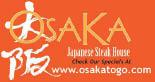 Osaka Seafood Steakhouse logo in Maplewood, MN