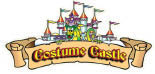 Costume Castle logo in Lake Forest CA